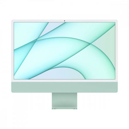 24-inch iMac with Retina 4.5K display: Apple M1 chip with 8‑core CPU and 8‑core GPU, 256GB - Silver