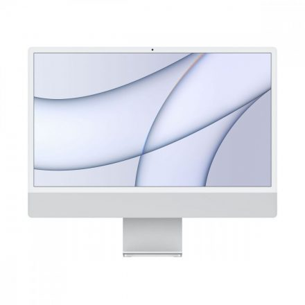 24-inch iMac with Retina 4.5K display: Apple M1 chip with 8‑core CPU and 7‑core GPU, 256GB - Silver