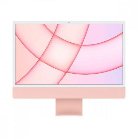 24-inch iMac with Retina 4.5K display: Apple M1 chip with 8‑core CPU and 7‑core GPU, 256GB - Pink