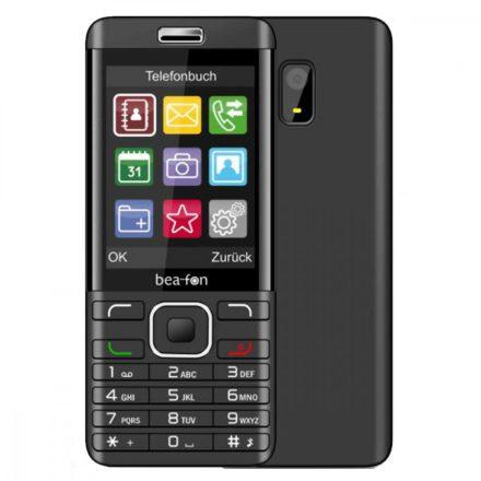 """Beafon C350 Dual SIM 2,8"""" LCD mobiltelefon, 2MP kamerával, fekete"""
