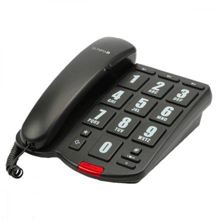Olympia 4205 ergonómikus vezetékes  telefon
