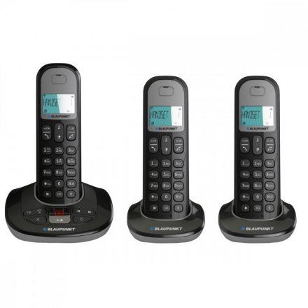 Blaupunkt Option TAM Trio Dect telefon üzenetrögzítővel