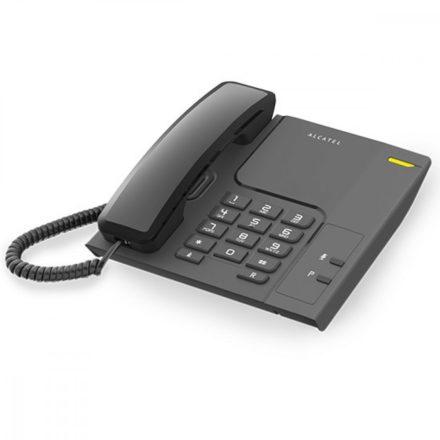 Alcatel T26  vezetékes asztali telefon, fekete