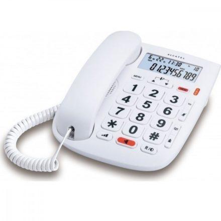 Alcatel TMAX20  ergonómikus asztali telefon, kijelzővel