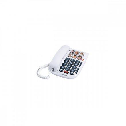 Alcatel TMAX10 ergonómikus asztali telefon