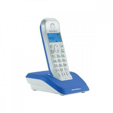 Motorola Startac S1201 Dect telefon, kék