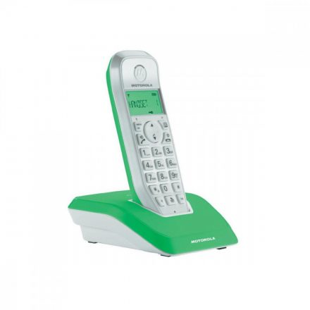 Motorola Startac S1201 Dect telefon, zöld
